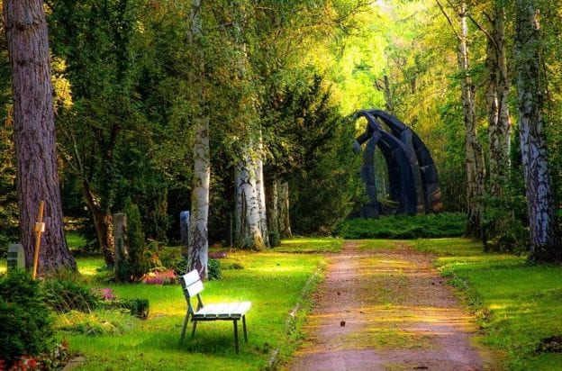 Huntersville, NC cemeteries