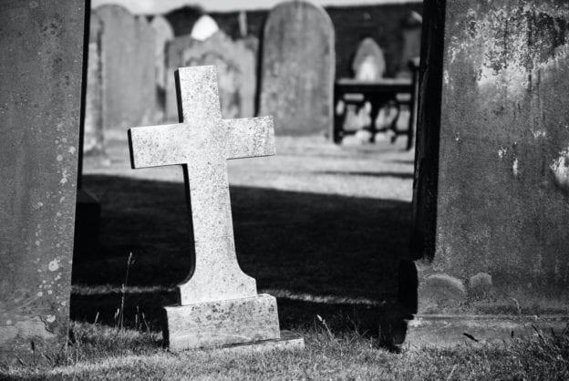 Huntersville, NC cemetery