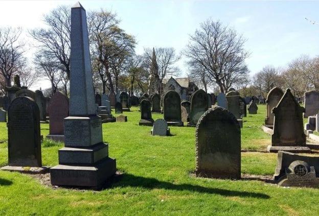 cemetery in Huntersville, NC