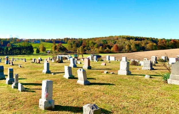 cemeteries in Matthews, NC