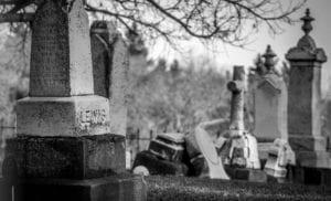 cemetery in Matthews, NC